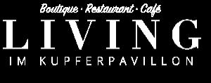 LIVING IM KUPFERPAVILLON Logo